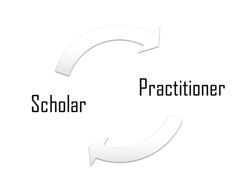 research scholar practitioner